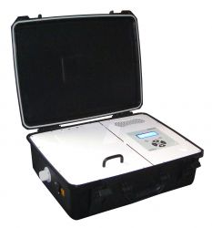 Congelador Automático Portátil para Sêmen e Embriões